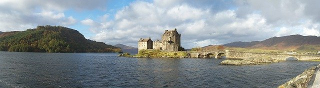 hrad eilean donan