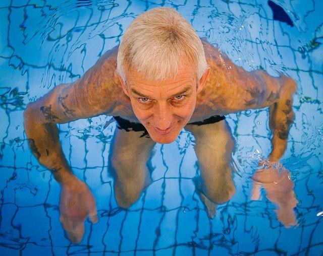 Sportem ke zdraví, tentokrát v bazénu