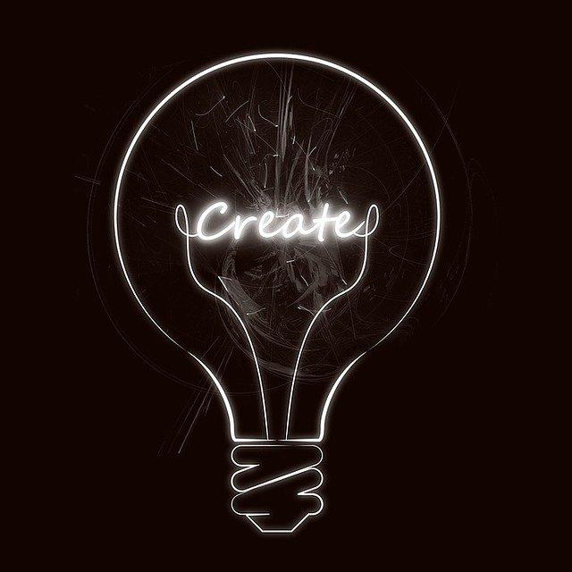 tvořivost v žárovcce