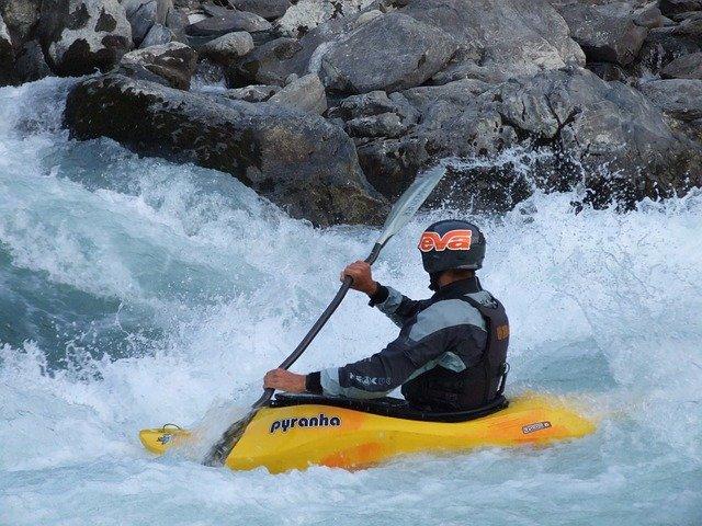Divoká řeka na Vltavě – vrcholný sportovní zážitek